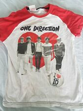 One Direction T Shirt / Pajama top Age 9 - 10