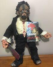 Mezco Texas Chainsaw Massacre 2 Leatherface Deluxe Plush
