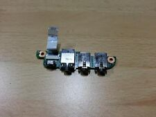 HP PAVILION TX1000 series scheda jack audio board connettore cavo flat cable