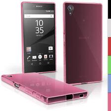 Fundas y carcasas Para Sony Xperia Z5 color principal rosa para teléfonos móviles y PDAs Sony