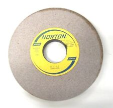 "NORTON GRINDING WHEELS 32A46-H8VG, 12"" D, 1"" THICKNESS, 3"" ARBOR, RPM: 2070"
