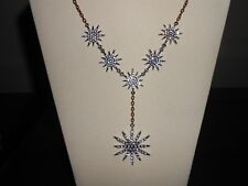 Park Lane Jewelry Necklace STELLAR Crystals Star Pendant #1768 New