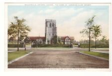 St Mary's Church, Walkerville, Ontario, Vintage Postcard