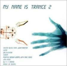 My Name Is Trance 2 Various CD