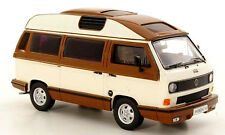"wonderful modelcar VOLKSWAGEN T3b ""DEHLER-PROFI""-brown/white- 1/43 - ltd.edition"