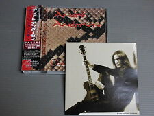 ANDRE ANDERSEN Japan CD with OBI, PHOTO STICKER, Changing Skin ROYAL HUNT