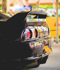 R32GTR Style Rear Spoiler with Gurney Flap Addon for Nissan Skyline R32 GTS