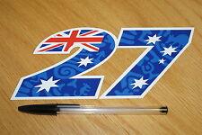 Casey Stoner carrera número 27 - 2011 (grande)