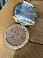 Too Faced Chocolate Gold Soleil Bronzer 8g BN Only Swatched