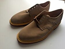 MARK MCNAIRY NEW AMSTERDAM DIRTY BUCK SUEDE SADDLE GIBSON SIZE US 12 UK 11