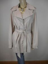 Cotton Trench Dry-clean Only Regular Coats & Jackets for Women