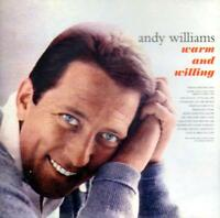 Andy Williams - Warm And Willing (NEW SEALED CD)
