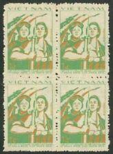 North Vietnam 1982 Soldiers block/striking shades