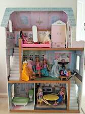 KidKraft Dollhouse with Barbie Dolls Accessories Furniture