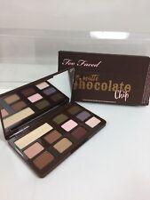 BNIB Too Faced Chocolate Chip Matte Eyeshadow Palette Limited Edition W/receipt
