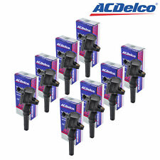 New ACDelco Ignition Coil (Set of 8) BS-2002 For Ford Lincoln Mercury 1997-2012
