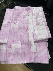 Catherine Lansfield Cotbed Cover And Pillowcase