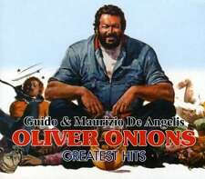 Greatest Hits - Oliver Onions CD