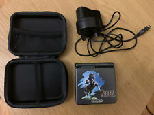 ZELDA Breath Of The Wild GAMEBOY ADVANCE SP, Case and Charger (read description)