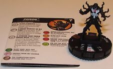 POISON 047 15th Anniversary What If? Marvel HeroClix Chase Rare
