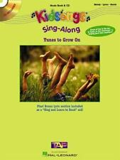 Kids Sing Along Tunes to Grow on BK/CD (Kidsongs)-ExLibrary