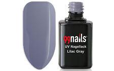 UV Nagellack Lilac Gray UV Lack Gel Nagellack Gellack Led Nagellack Grau