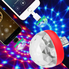 LED Mini Stage Light USB Phone Ball Lamp for Disco Party Club DJ KTV Xmas Decor