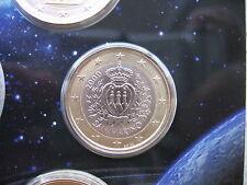 SAN MARINO 1 Euro 2009 aus dem KMS
