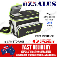 Genuine Esky Hybrid Cooler 16 Can Room Hard Inner Insulated Lining Cold Pack Ice