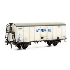 Interfrigo Refrigated Van - Dapol C042 - OO plastic Wagon model kit - free post
