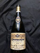 2008 Domaine Armand Rousseau Pere et Fils Chambertin Grand Cru, Empty Bottle