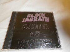 BLACK SABBATH - MASTER OF REALITY  GREATEST HITS''NOT DIGPAC'' 10 TRACK NEW CD