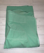 The Ollie World Baby Swaddle Meadow Green One Size