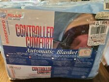 Biddeford electric blanket Full Size