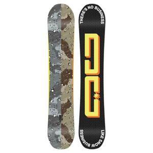DC Ply Snowboard Men's 156