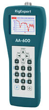 RigExpert AA-600 Antenna Analyzer 0.1-600 MHz from RigExpert USA Direct