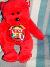 FDNY 911 THE WORLD BREVEST BEAR (2000)