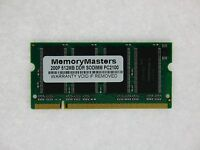 512MB SODIMM IBM-Lenovo Thinkpad X40 2369-xxx 2370-xxx 2371-xxx Ram Memory
