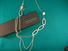 """Silpada Designs Jewelry ~Sterling Silver Necklace ~  32"""" Long New Retired  N1720"""