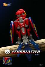 BEASTBOX Beast Cassette Echo Blasting Man 52 Parrot Mini Figure Toys Collection