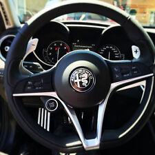 Emblema logo volante Alfa Romeo Mito Giulietta Brera 147 159 166 GT 40 mm