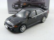 '96 Mitsubishi Lancer EVO IV schwarz,Tomytec Tomica Lim.Vint.Neo LV-N186b,1/64