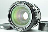 [NEAR MINT!!] Nikon 35mm F2 Ai Manual Focus Wide Angle Lens Caps Ship from JAPAN