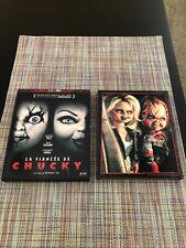 Bride of Chucky (la fiancée de Chucky) Edition double combo Blu-Ray + DVD !!!