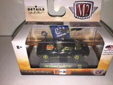 M2 Machines Chase 1 Of 750 Made 1966 Chevy Corvette 327 Detroit Muscle New N Box
