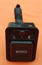 2001-2005 Honda Civic Mirror Control Switch Button OEM Black