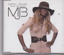 Mary J Blige-MJB promo cd single