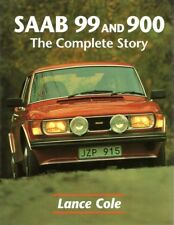 Saab 99 & 900 - Complete Story (Turbo Cabrio Design History Rallye) Buch book