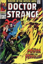 Marvel Doctor Strange #174 (1968) 1st Satannish... Colan - No stock photos