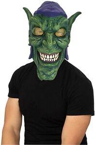 Green Goblin Latex Mask Into The Spider-Verse Spider-Man Norman Osborne Harry